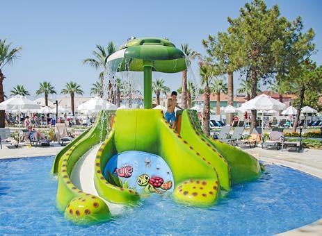 Palm Wings Beach Resort & Spa Turkije Noord-Egeïsche Kust Kusadasi sfeerfoto 4