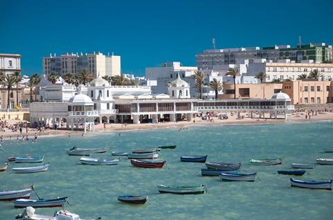 Playa Victoria Spanje Andalusië Cadiz sfeerfoto 4