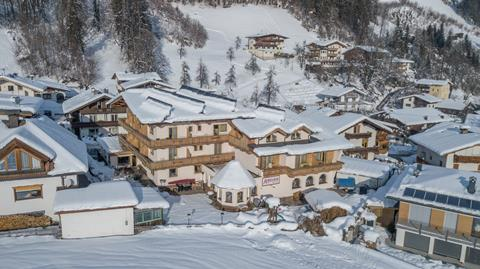 Hotel Mayrhofen - Alpina