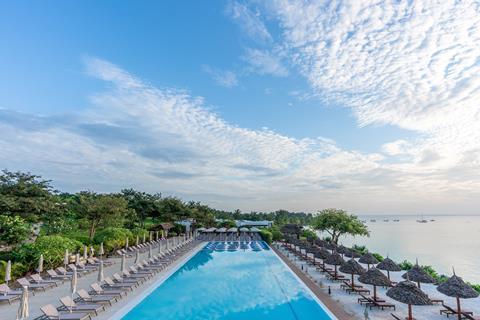RIU Palace Zanzibar Tanzania Zanzibar Nungwi  sfeerfoto groot