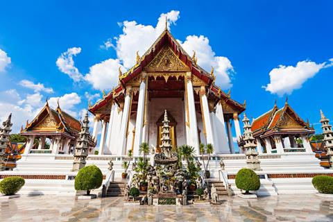 Startpakket Thailand Bangkok
