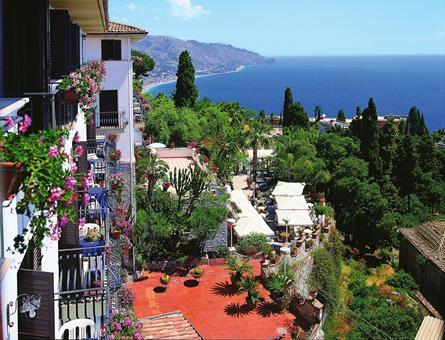 Ariston Italië Sicilië Taormina sfeerfoto 3