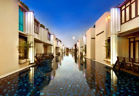 Let's Sea Hua Hin Al Fresco Resort Thailand Golf van Thailand Hua Hin sfeerfoto 3
