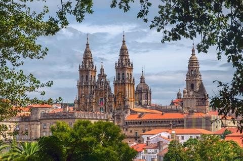 8-dg rondreis Ontdek het groene Spanje, Galic