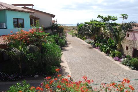 Porto Antigo Kaapverdië Sal Santa Maria sfeerfoto 1
