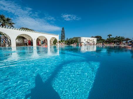 Seabel Alhambra Beach Golf & Spa Tunesië Golf van Hammamet Port el Kantaoui sfeerfoto 3