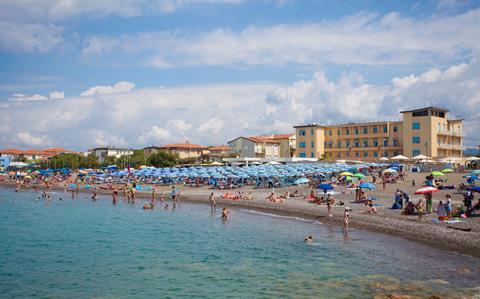 Stella Marina Italië Toscaanse Kust Cecina sfeerfoto 3