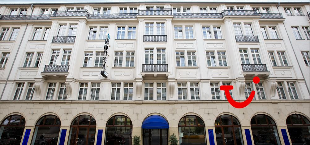 Select Hotel Checkpoint Charlie Hotel Berlijn Duitsland Tui