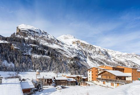 Goedkope wintersport Franse Alpen ⛷️Club Les Brévières