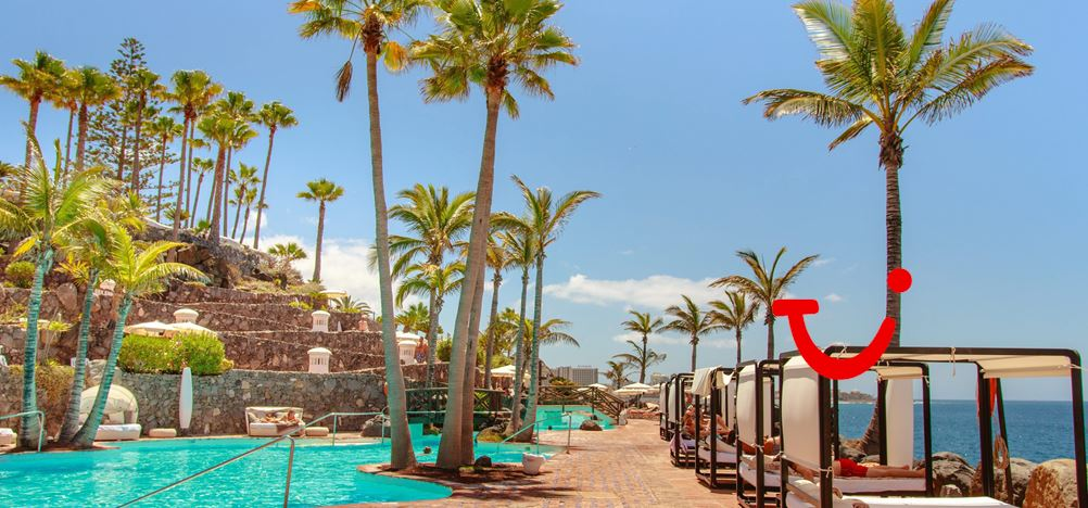 Jardin tropical hotel tenerife tui for Jardin tropical costa adeje