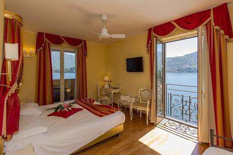 Grand Hotel Britannia Excelsior Italië Comomeer Griante-Cadenabbia sfeerfoto 1