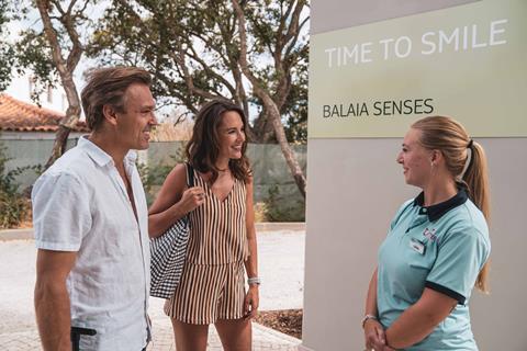 TIME TO SMILE Balaia Senses Portugal Algarve Albufeira sfeerfoto 3