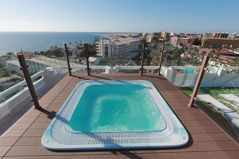 SCENE Caserio Spanje Canarische Eilanden Playa del Inglés sfeerfoto 2