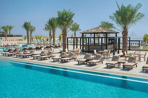 Hilton DoubleTree Marjan Island Resort Spa
