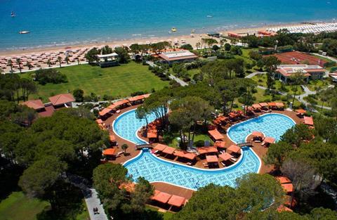 Ali Bey Resort Turkije Turkse Rivièra Side sfeerfoto 4