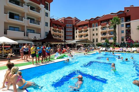 Club Aïda Turkije Lycische Kust Marmaris sfeerfoto 2