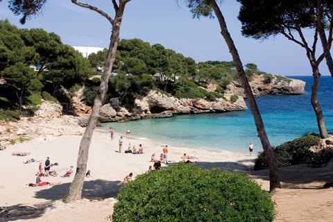 Last minute zonvakantie Mallorca 🏝️Inturotel Esmeralda Garden
