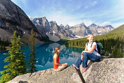 15-daagse rondreis Canada & Rocky Mountains