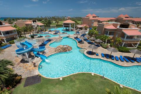 Divi Village Golf & Beach Resort Aruba Aruba Druif Beach  sfeerfoto groot