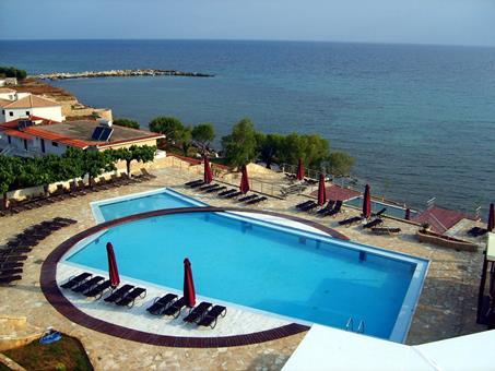 Goedkope familievakantie Zakynthos - Tsamis Zante Spa Resort