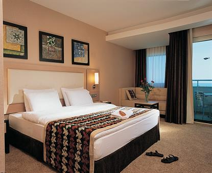 Long Beach Resort & Spa Turkije Turkse Rivièra Alanya sfeerfoto 2