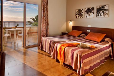 Vista Sur Spanje Canarische Eilanden Playa de Las Americas sfeerfoto 1