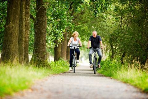 Sfeerimpressie 5-daagse fietsreis Ontspannen door Drenthe