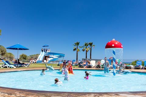 Korting vakantie Catalonië 🚗️Vilanova Park Homair