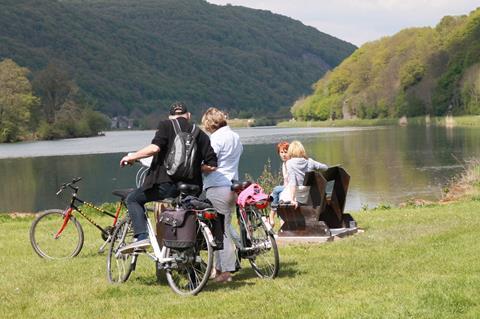 TUI Reizen: 8-daagse fietsreis Sedan - Maastricht