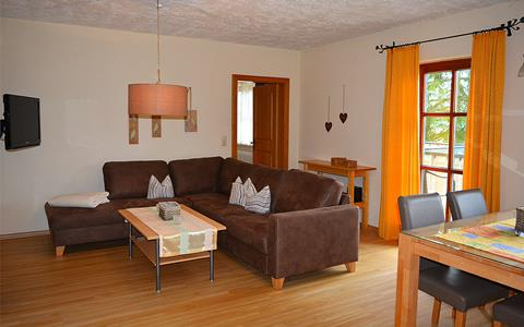Wellness appartementen Rossberger