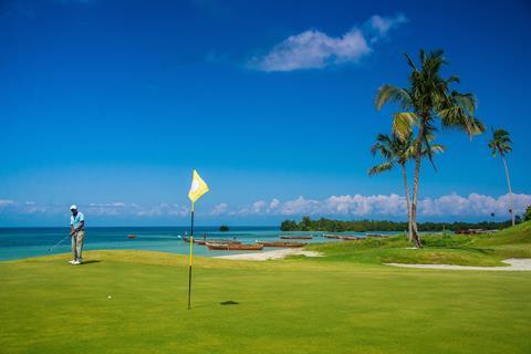 Seacliff Resort & Spa Tanzania Zanzibar Mangapwani sfeerfoto 2