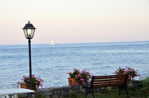 Grand Hotel Arathena Rocks Italië Sicilië Giardini-Naxos sfeerfoto 3