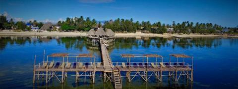 Paradise Beach Resort Tanzania Zanzibar Marumbi sfeerfoto 4