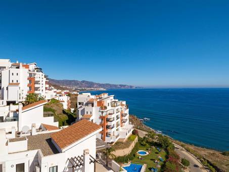 Olee Nerja Holiday Rental Spanje Andalusië Torrox  sfeerfoto groot