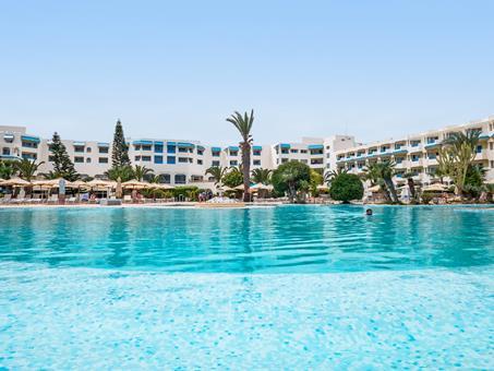 Sentido Bellevue Park Tunesië Golf van Hammamet Port el Kantaoui sfeerfoto 3