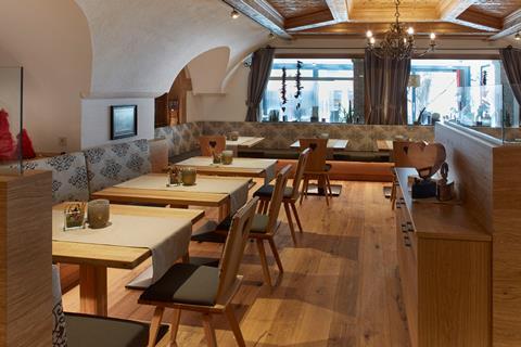 Last minute vakantie Skigebied Nauders 🚗️Schwarzer Adler