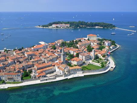 15-dgs rondreis Grand Tour Kroatië incl. autohuur