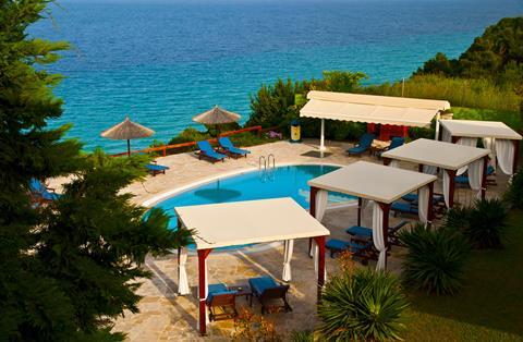 Blue Bay Griekenland Chalkidiki Afitos sfeerfoto 4