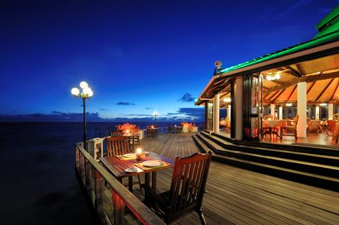 Sun Island Resort Malediven Malediven Nalaguraidho sfeerfoto 4