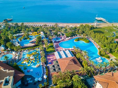 All inclusive vakantie Turkse Rivièra - Paloma Grida Resort & Spa