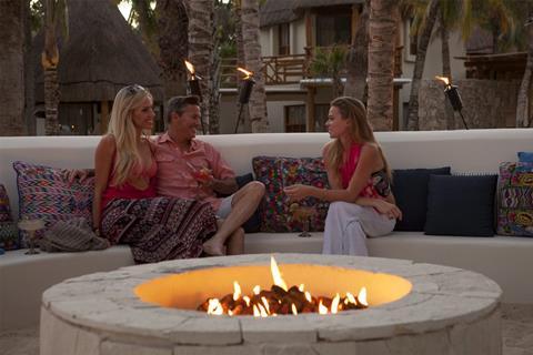 Mahékal Beach Resort Mexico Yucatan Playa del Carmen sfeerfoto 3
