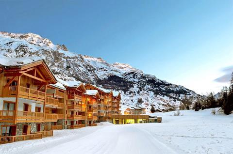 Wintersport Residence CGH Les Chalets de Flambeau in Val Cenis (Franse Alpen, Frankrijk)