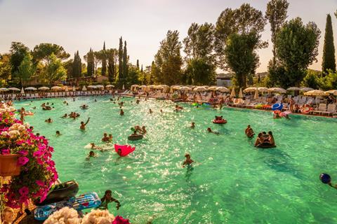 Familypark Altomincio - Human Travel Italië Gardameer Valeggio sul Mincio sfeerfoto 3