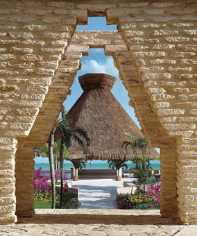 Viva Wyndham Azteca Mexico Yucatan Playa del Carmen sfeerfoto 1