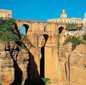 8-daagse rondreis Karakteristiek Andalusië