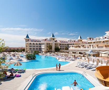Side Star Resort Turkije Turkse Rivièra Side sfeerfoto 2