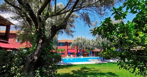 Villa Kazazis Griekenland Lefkas Ligia sfeerfoto 2