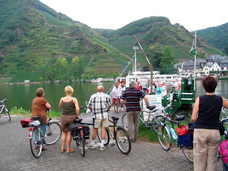 6-daagse fietsreis Moezel