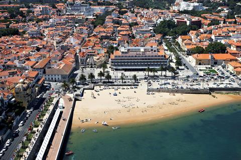Baia Portugal Costa de Lisboa Cascais sfeerfoto 3