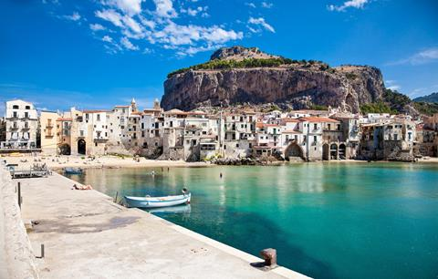 15-daagse rondreis Sicilië Compleet - Palermo